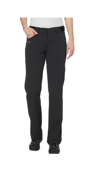 VAUDE Trenton II lange broek Dames zwart